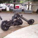 choper z dianinim motorjem