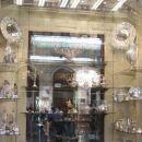 ena izmed trgovin v GALLERIA VITORIO EMANUELE