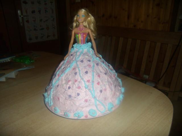 Julijina Barbie torta