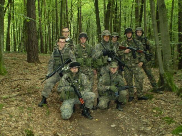 RR5 trening - foto