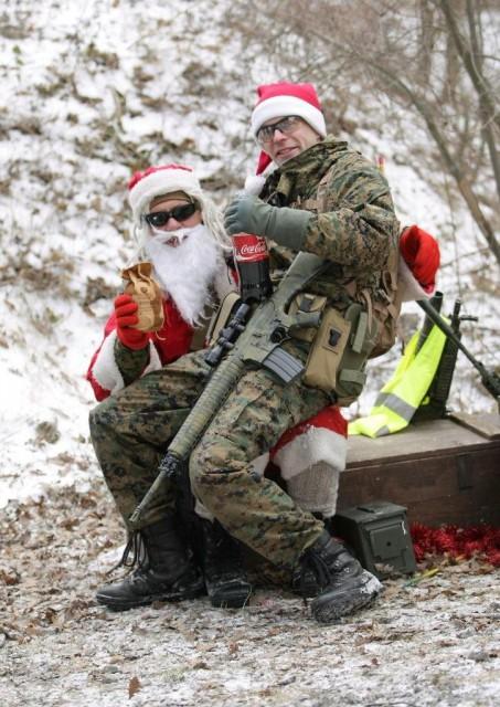 Božiček VS. Dedek Mraz 28.12.2008 - foto