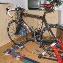 'Zimsko' kolo v kletni sobi.