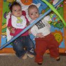 Leyla in bratranec Vid 31.01.2008