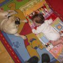 Leyla in Angus 27.1.2008
