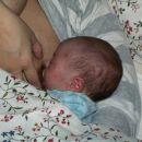 Začetki dojenja