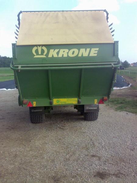 Krone ax 250 D - foto