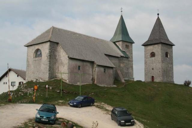 Sw. Agnieszka na Kumie (1222)
