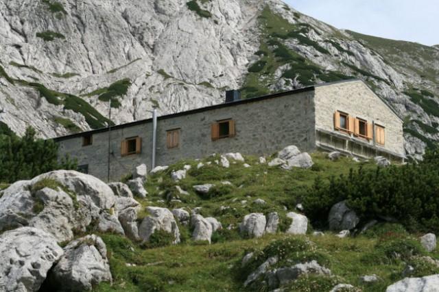 Kocbekov dom na Korošicy