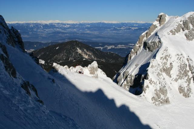 Na horyzoncie Niskie Taury