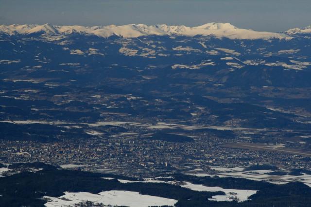 Klagenfurt i Wysokie Taury