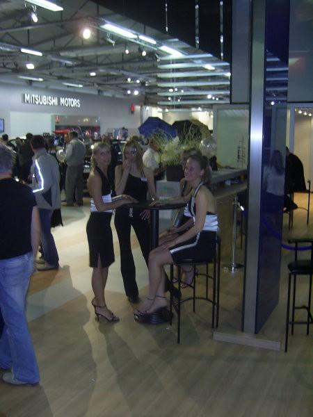 Avto Salon Celje '06 punce - foto