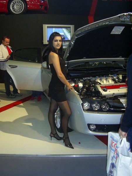 Avto Salon Celje '06 punce - foto povečava