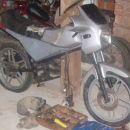 Tomos BT - projekt 90cc