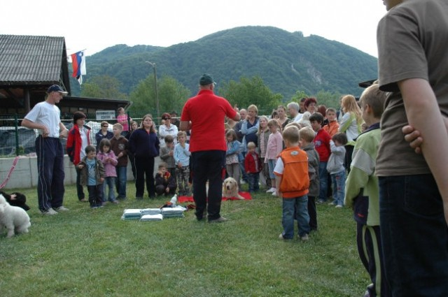 KD Zagorje - družinski piknik 16.5.2008  - foto