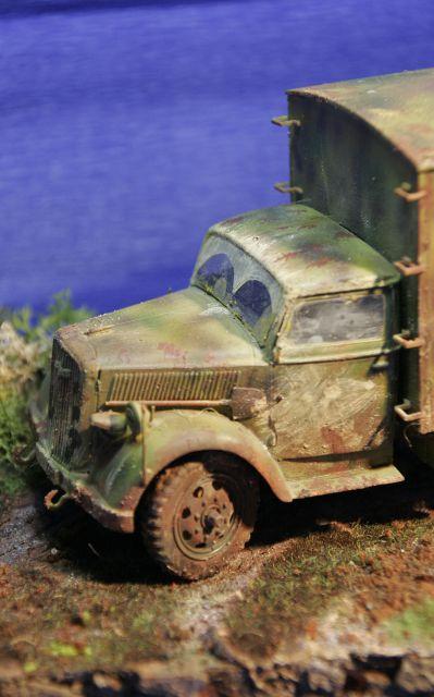 Opel blitz - foto