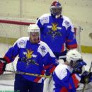 KHL Zagreb : ŠD Alfa  0:5 (0:3,0:0,0:2) - 13.