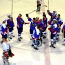 KHL Zagreb : HS Olimpija  6:5 (3:0,1:4,2:1) -