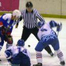 KHL Zagreb : HK Triglav  3:14 (1:4,1:6,1:4) -