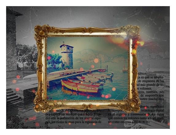 Historia nad jeziorem