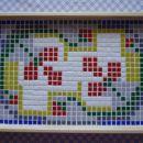 mozaik pladenj