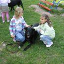 Na obisku pri otrocih v vrtcu