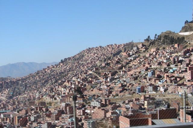 Bolivija in Peru 2008 - foto