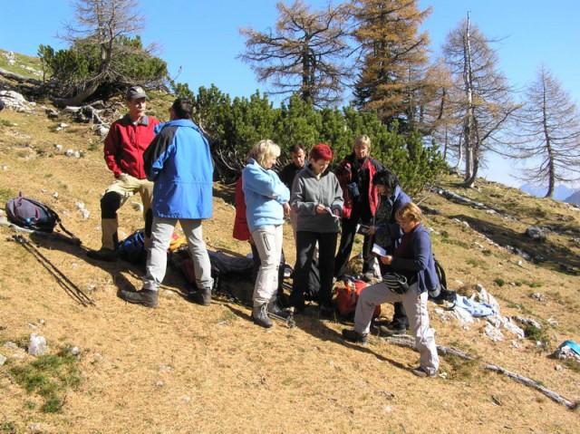 Slemenova špica 18.10.2008-Tine - foto