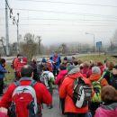 Kar 52 pohodnikov se je našlo na seznamu in na postaji Jevnica