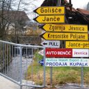 Zgovorni smerokazi za vozila, pešce, ...