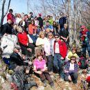 Kostelska planinska pešpot 31.3.2012