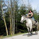 Amazonka na konju, mar Krpanova družica?