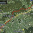 GPS sled Cankarjeve poti