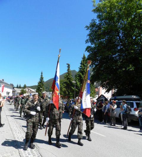 Gorska enota slovenske vojske