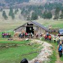 Prihod na planinao Jegno