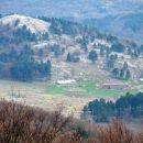 Planina Jegno s ptičje perspektive
