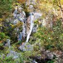 Pred Gozdom Martuljkom smo si ogledali še spodnji del Jermanovega slapa