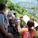 Še razgled v dolino in nato na Šmarno goro