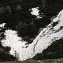 Takole pa nas je videl Vili z zgornjega dela Planine Svečica