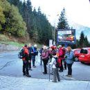 Zborno mesto je bilo na slovenski strani bivšega mejnega prehoda