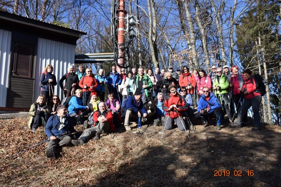 Kamni vrh in Grmada 16. 2. 2019 - foto povečava