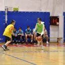 Prednovoletni zaključek košarkarske šole