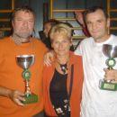 (z leve) Dušan Kundih, Marjana Zalokar, Jože Hernaus