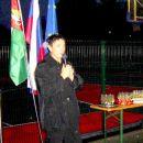 nagovor župana Štefana Tisla