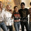 Photo Session With Cast Of