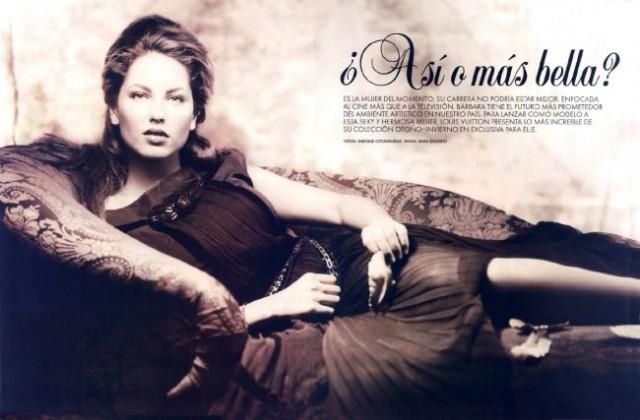 Elle (Oct 2005) - foto