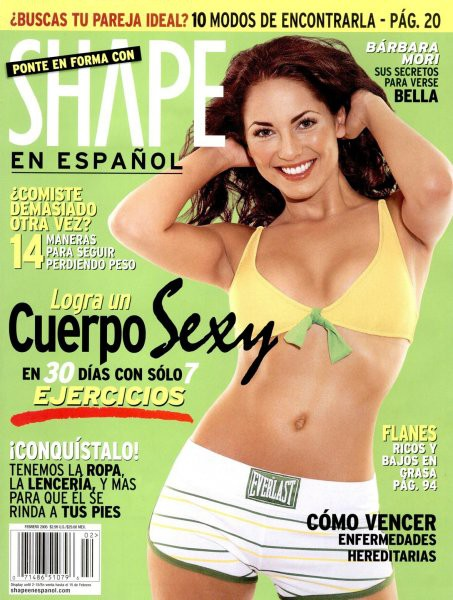 SHAPE (Febr 2005) - foto