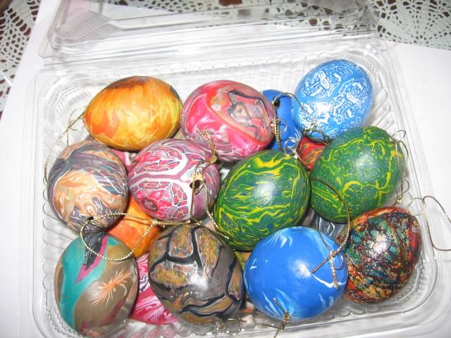 Fimo jajčke