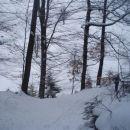 ...ja snega je nasulo...