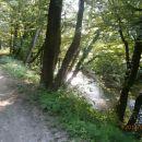 ...nad reko Dravinjo...