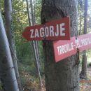 Hrastnik in preko Kuma danes v Zagorje in ne v Trbovlje...